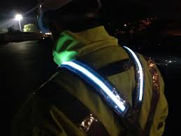 Construction High Visibility Clothing Hsm Powered Light Safety Wear The Future For High Visibility