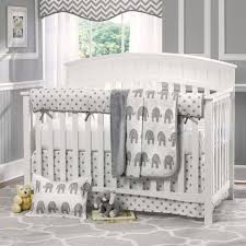 White Nursery Bedding Sets Owl Baby Bedding Baby Crib Sheets Elephant Nursery Decor Crib Sets