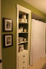 Bathroom Shelves Ideas Best 20 Bathroom Built Ins Ideas On Pinterest Bathroom Closet