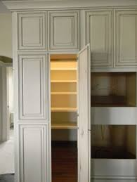 Cabinet Doors Kitchen A Walk Through Pantry Front Offers A Seamless Look Within The