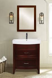 Empire Bathroom Vanities by Empire Industries A2802 28 Inch Freestanding Vanity With 2 Drawers
