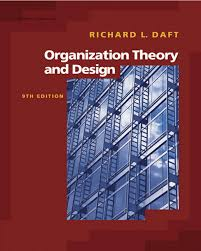 essential organization theory and design pdf download available