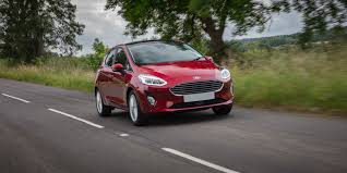 ford fiesta review carwow