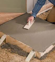 How To Make A Shed House by How To Make A Concrete Ramp Diy Mother Earth News