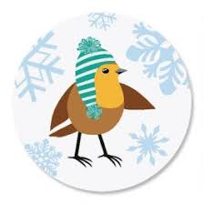 snowflakes u0026 birds deluxe christmas cards current catalog