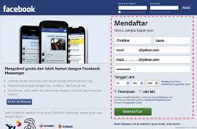 cara membuat akun gmail untuk facebook cara membuat akun facebook fb baru dengan mudah