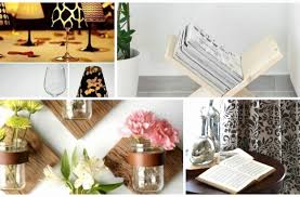 diy recycled home decor attractive home decor crafts home ideas