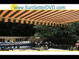 Sugarhouse Tent And Awning Deck Sun Shades And Retractable Patio Awning Rhode Island Youtube
