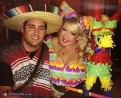 Mexican Halloween Costumes Pinata Mexican Halloween Costumes Photo 2 2