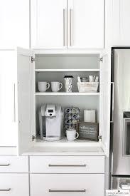 coffee kitchen cabinet ideas the most amazing kitchen cabinet organization ideas