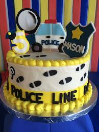 best 25 police cakes ideas on pinterest police party police
