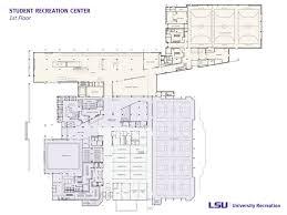 plans renderings lsu urec plans renderings