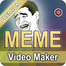 Meme Video Creator - meme video maker premium google playstore revenue download