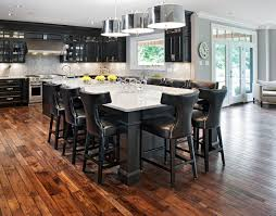 kitchen island seating for 6 8 seat island ideas photos houzz