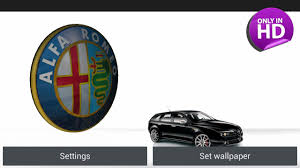 alfa romeo logo 3d alfa romeo logo lwp google play store revenue u0026 download