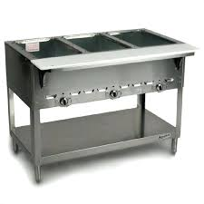 steam table with sneeze guard electric steam table livingonlight co