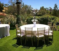 table and chair rentals los angeles party rentals aaa rents events