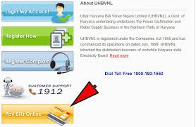 Electricity Bill Desk How To Pay Haryana Electricity Bills Online For Dhbvn And Uhbvn
