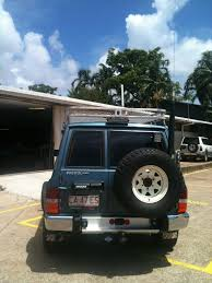 nissan patrol 1990 modified darwin gq3 0 patrol