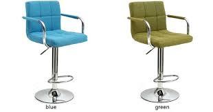 shop bar stool bar chair computer lifting rotation stool pink green color