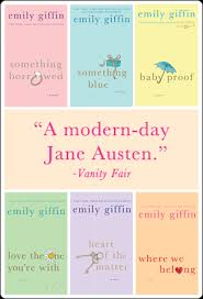 Something Blue Emily Giffin 2 Girls 1 Year 730 Moments To Share Our Favorite Author Emily