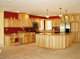 Rustic Hickory Kitchen Cabinets Kitchen Hickory Kitchen Cabinets And 50 Kitchen Cabinets Painted