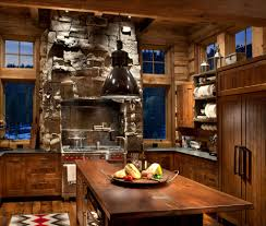 kitchen design rustic modern don u0027t avoid rustic kitchen decorations