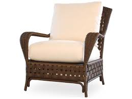 lloyd flanders haven wicker lounge chair 43002