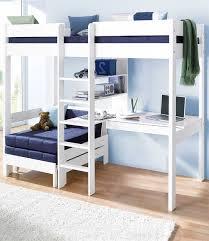 hochbett mit schreibtisch und sofa hochbett erwachsene für ihre betten gestaltung ideen