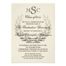 college graduation announcement template phd graduation announcements style by modernstork