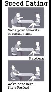 Speed Dating Meme - uk and irish packers on twitter speed dating packers style
