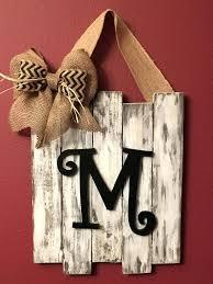 monogram wedding gifts front door amazing initial for front door for home design