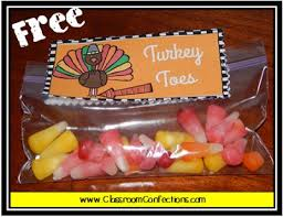 turkey toes baggie toppers what a neat gift idea for students or