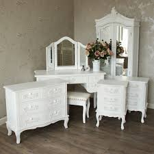 dressing table with mirror and drawers pays blanc range furniture bundle antique white closet dressing