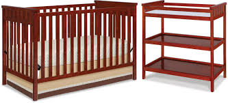 Delta Crib And Changing Table Delta Stella Nursery In A Box Bettony Cherry Shop Your Way