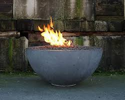 Propane Fire Pits With Glass Rocks by Fire Pit Best Gas Fire Pit Bowl Design Modern Patio Large