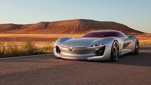 renault paris renault trezor 5 incredible concept cars from the international
