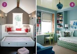 Eye Candy  Genius Small Space Guest Bedroom Ideas Curbly - Guest bedroom ideas