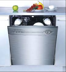 Stainless Steel Covers For Dishwashers Whirlpool Dishwasher Stainless Steel Front Panel Kit Kitchenaid
