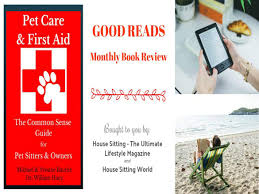 bookshelf review pet care u0026 first aid guide for house u0026 pet