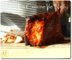 cuisiner au four travers de porc ribs sauce barbecue recette au four la