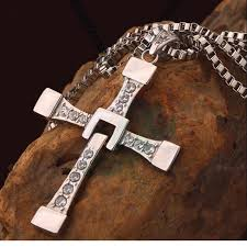 cross necklace fine jewelry images Fast and furious 7 fine jewelry cross necklace with pendant for jpg