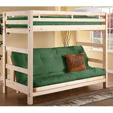 Bunk Beds  Bunk Beds With Futon Bunk Bedss - Futon bunk bed with mattresses