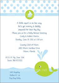 baby shower invitation message paperinvite