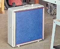 box fan filter woodworking box fan filter 1 dust collection pinterest filter fans and box