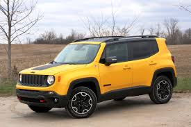 jeep lowered 2016 jeep renegade trailhawk u2013 the jeep of small suvs u2013 sam u0027s thoughts