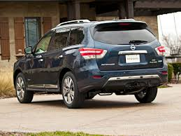 nissan pathfinder with rims 2014 nissan pathfinder hybrid price photos reviews u0026 features