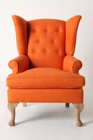 furniture burnt orange accent chair will bring relaxation to your burnt orange accent chair wingback accent chair jcpenney living room furniture