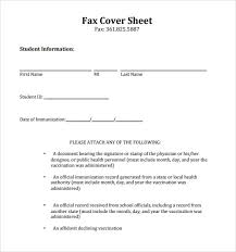 Fax Cover Sheet Template Pdf Fax Cover Sheet Cover Fax Letter Sle Resume Cv Cover
