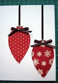 handmade christmas christmas card ideas